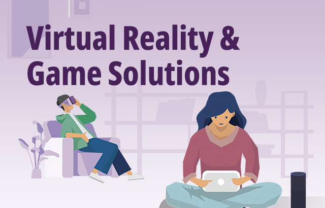Virtual Reality & Game Solutions